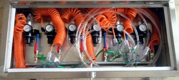 压风供水自救器