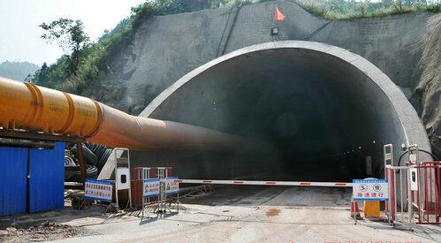 隧道通风袋