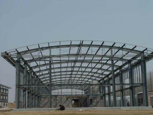 沧州钢结构厂房转让