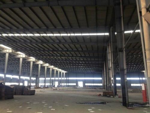 沧州出售二手钢结构