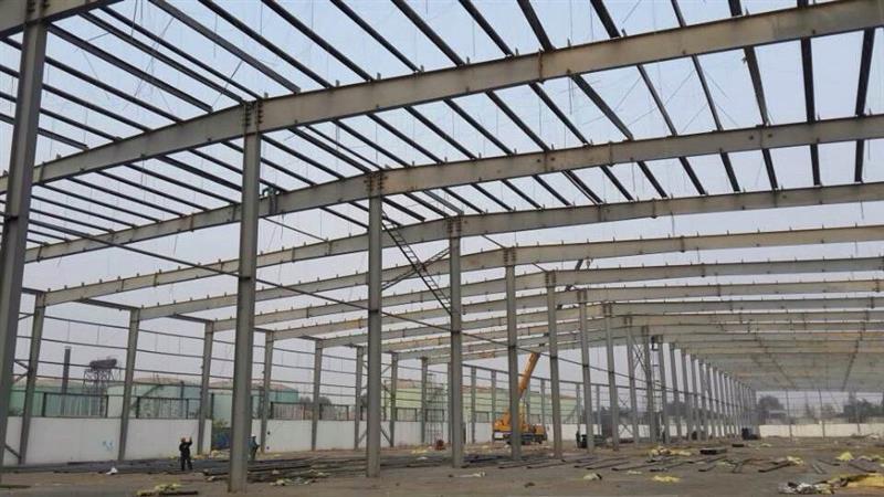 沧州出售二手旧钢结构