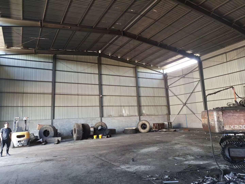 出售库房长70米宽25米,高9.8米柱子350/200/800大梁400/200/750檩条180开间7米全部栓接