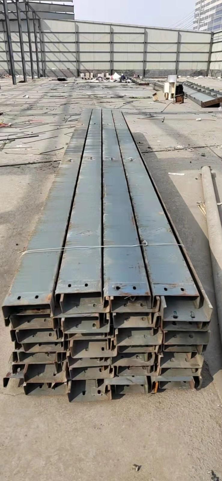 出售定尺7.5米/根  C型钢 型号220和200