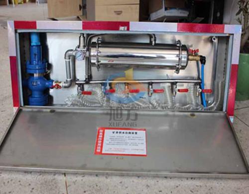 供水施救装置