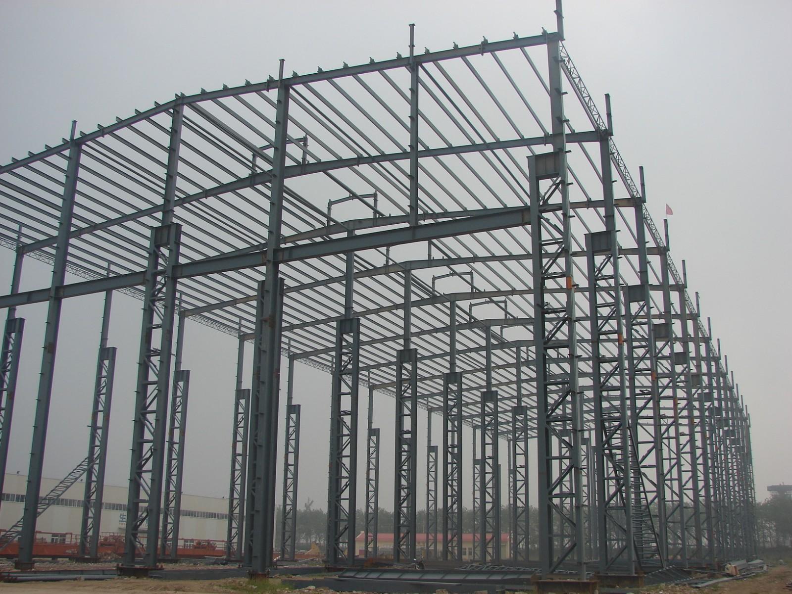 卖二手钢结构