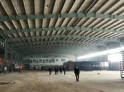 出售大型砖厂车间大跨度36米单跨大开间12米