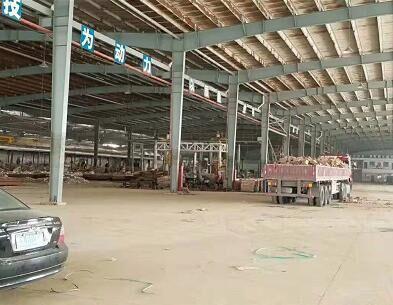 出售大型砖厂钢结构厂房