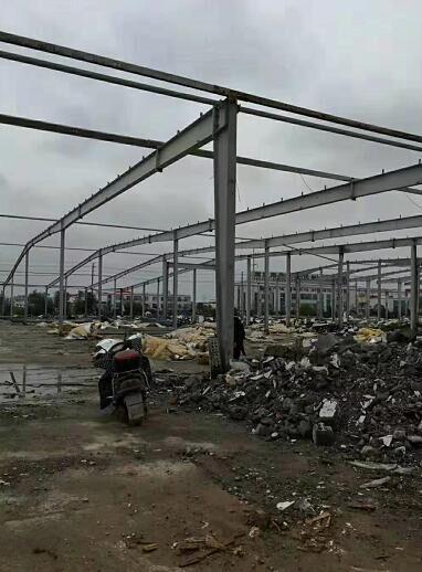 出售抚州工地72米宽x178.8米长x7.5米高厂房