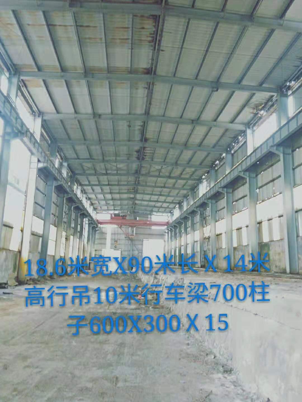 出售贵州贵阳市7万方标准化钢结构厂房