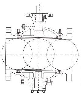固定球阀结构与特点