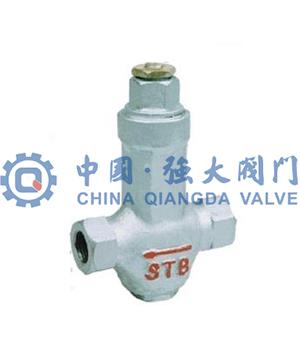 可调恒温式蒸汽疏水阀STB