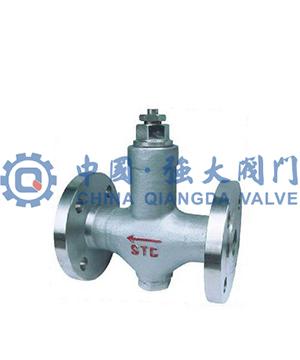 可调恒温式蒸汽疏水阀STC