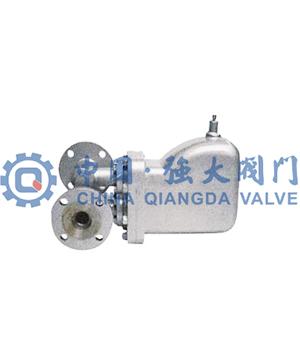 杠杆浮球式蒸汽疏水阀GSB