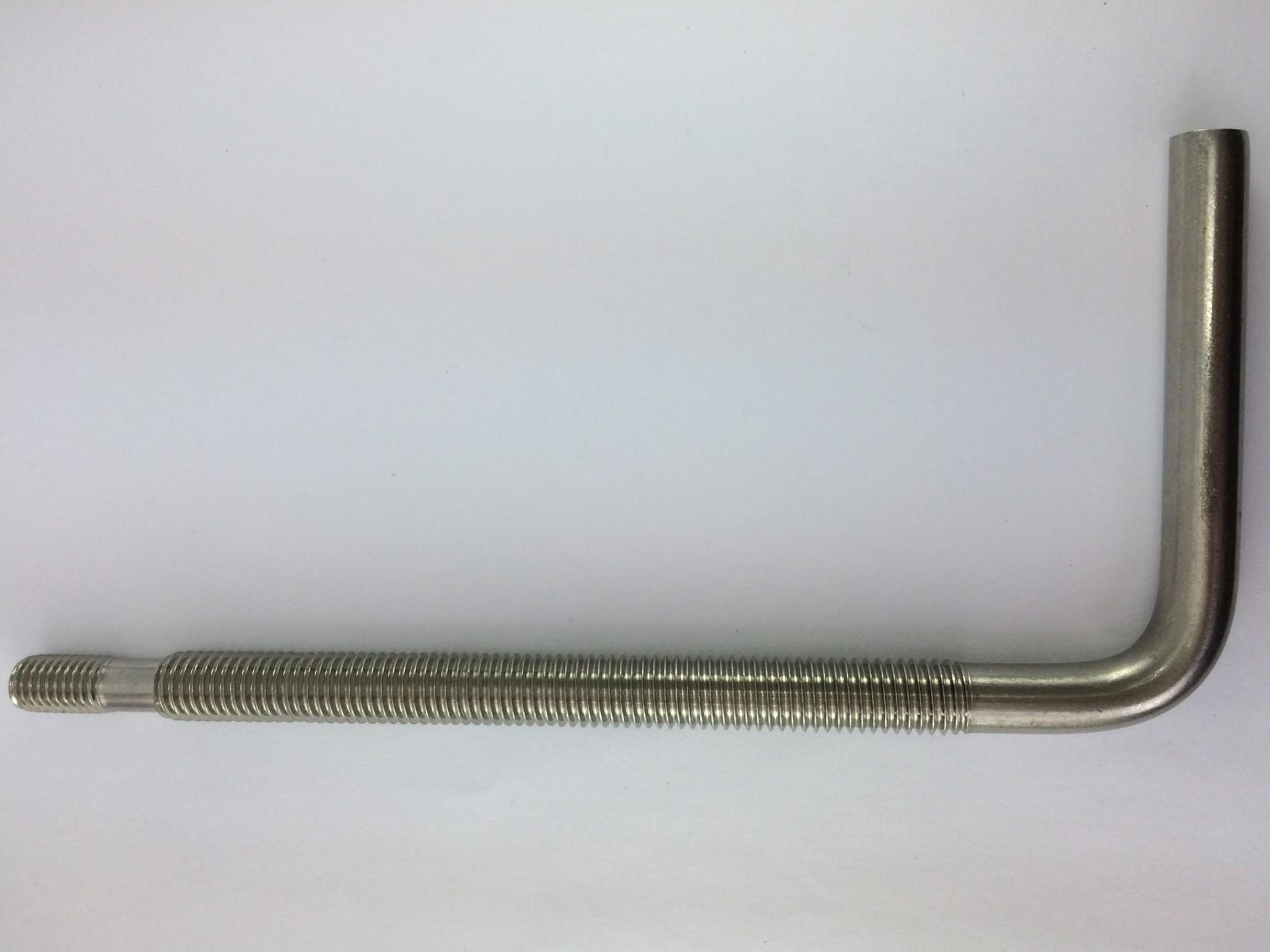 304不锈钢L型螺丝