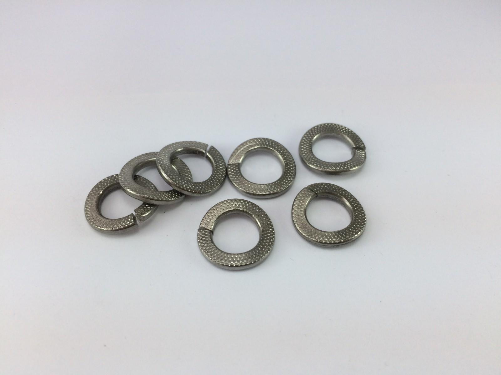 304不銹鋼麻面鎖緊墊圈
