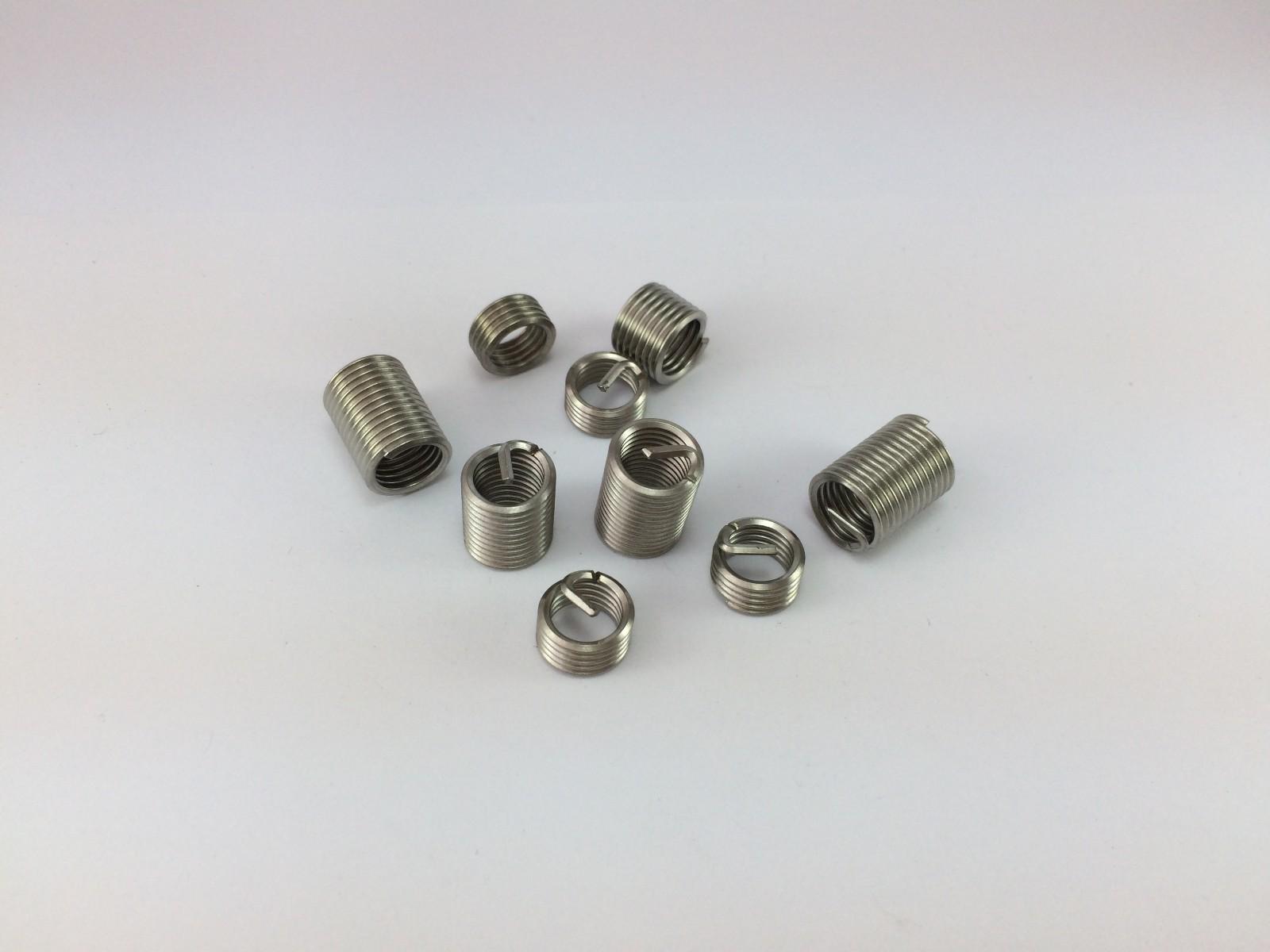 304不锈钢钢丝螺套
