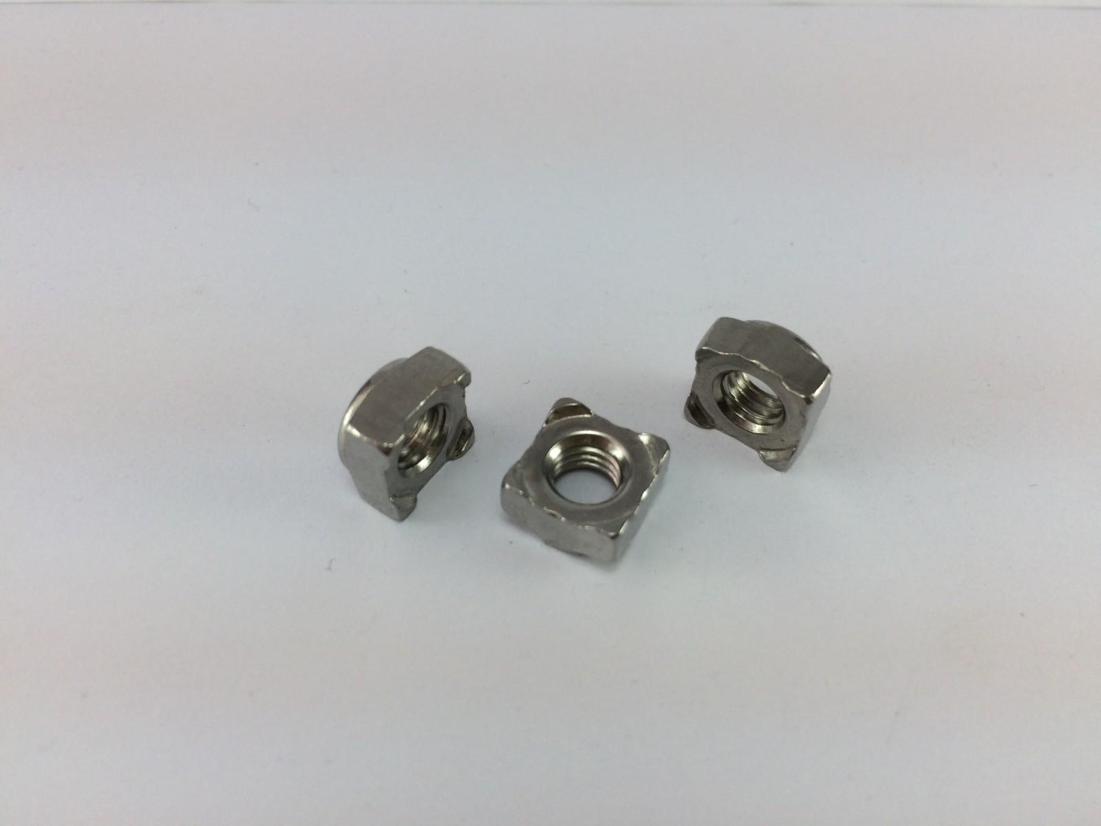 304不銹鋼DIN928方形焊接螺母 GB13680方形焊接螺母