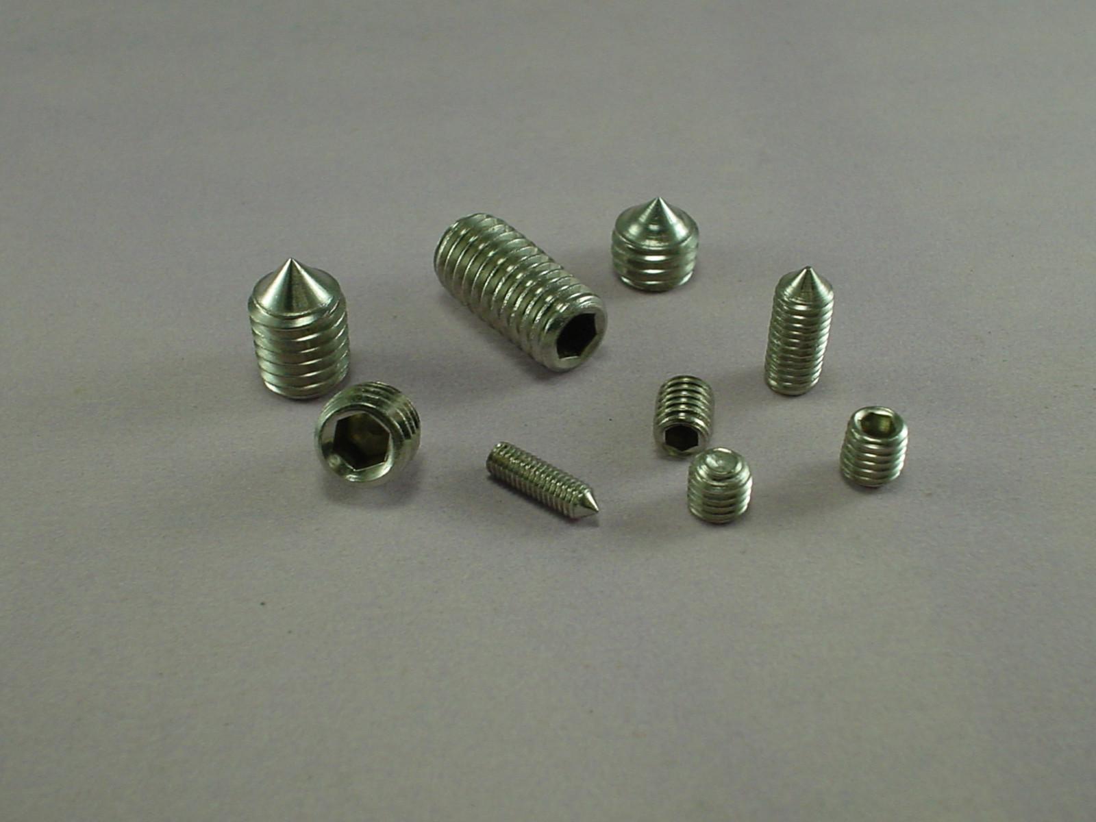 304不锈钢紧定螺丝