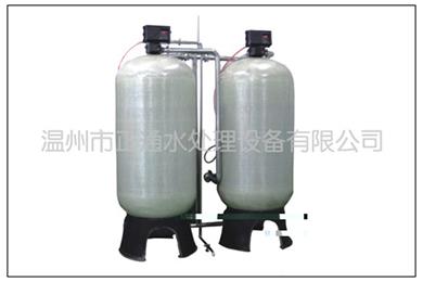 10T/H软化与除盐设备