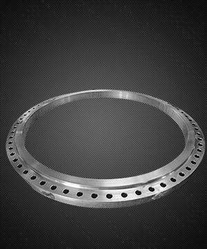 大口径不锈钢法兰3